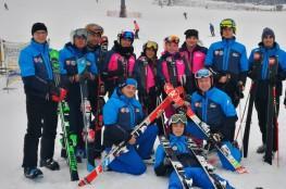 Istebna Atrakcja Szkoła narciarska Skizy